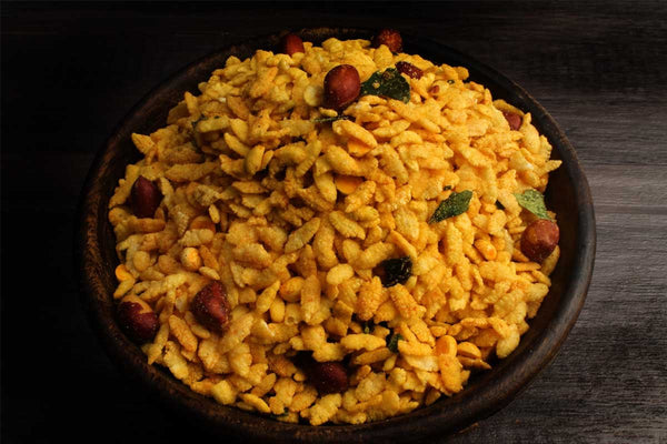 Low Fat Mahalaxmi Chivda