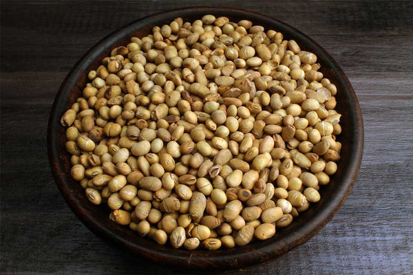 Low Fat Soya Nuts Plain