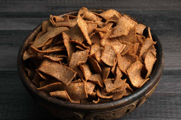 Low Fat Nachani Chips (Jalapeno)