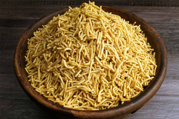 Roasted Limbu Mari Sev