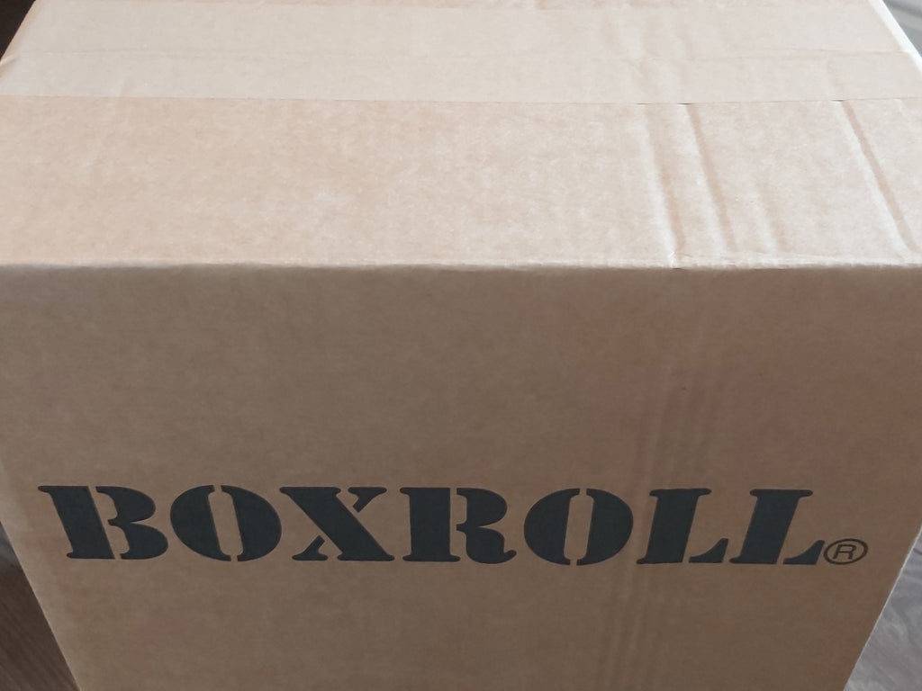 Boxroll Toilet Roll - Naked or Boxed !