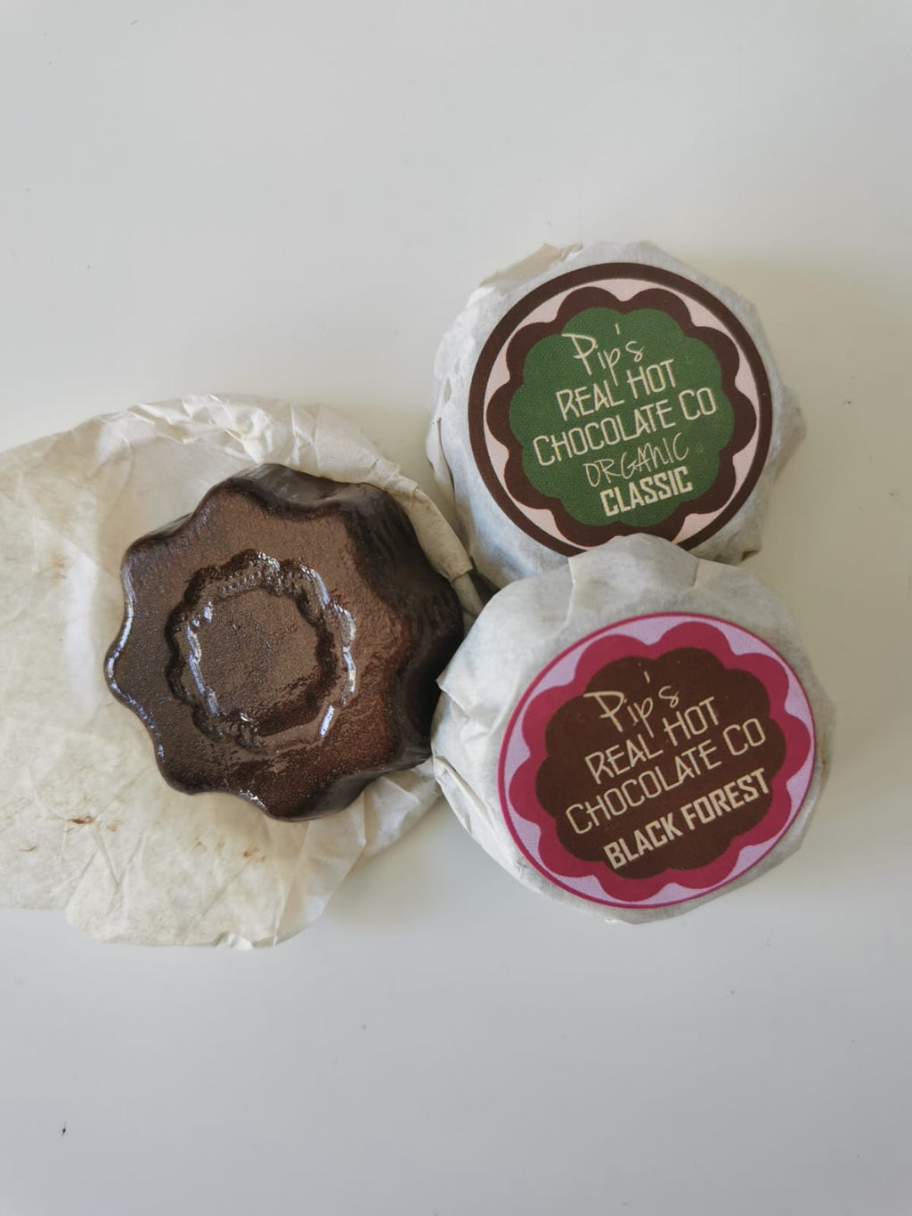 Pip's Real Hot Chocolate Coins