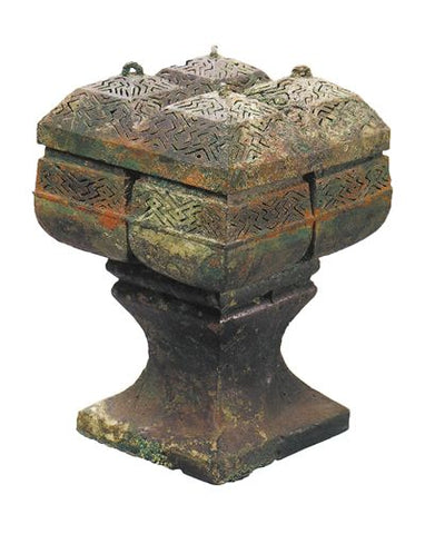 Incense burner from the Museum of the Western Han Dynasty Mausoleum of the Nanyue King