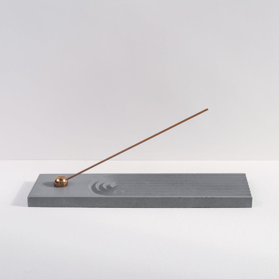 Ridge Extends Incense Burner
