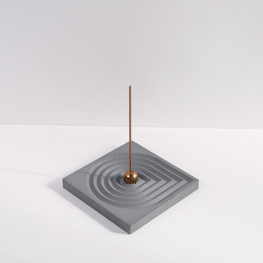 Ridge Loop Incense Burner