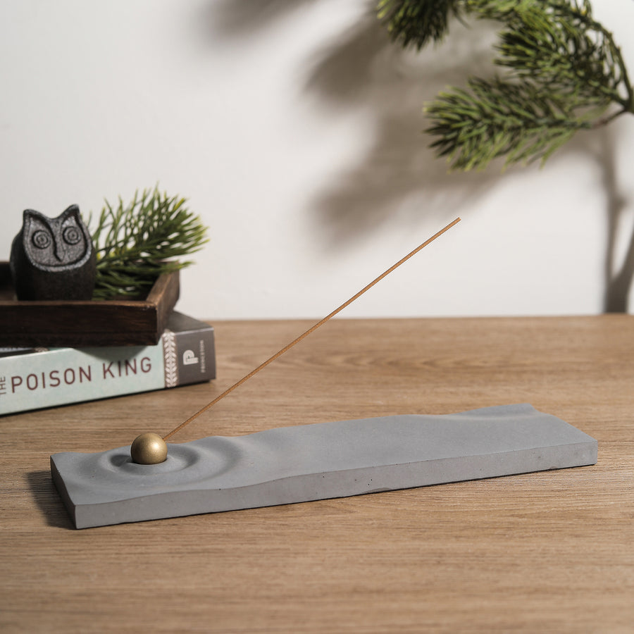 Ripple Incense Burner