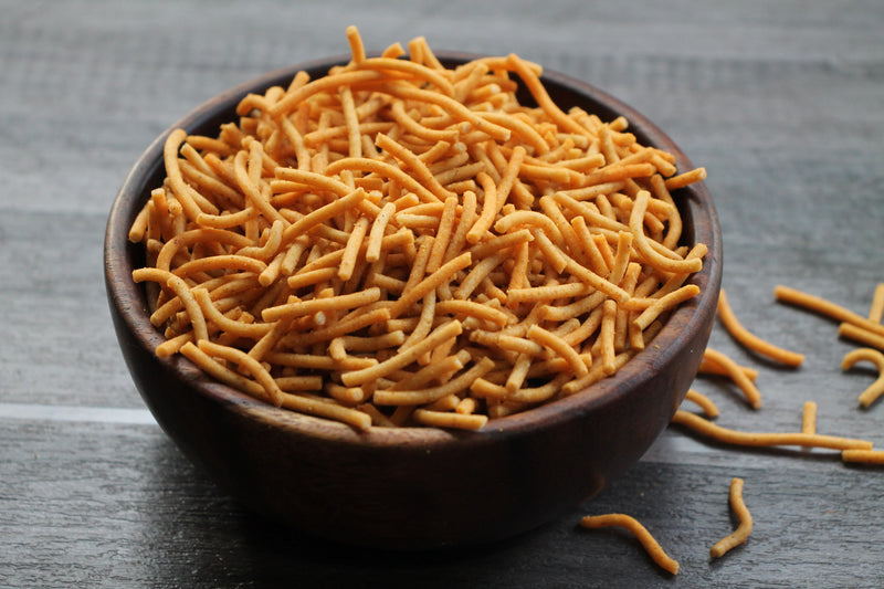 LOW FAT JOWARI SEV
