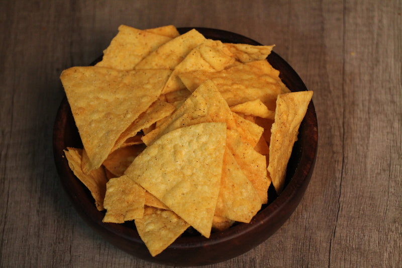 TORTILLA JALAPENO CHIPS 120 GM