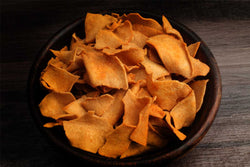 Low Fat Soya Chips CRUNCHY SNACKS