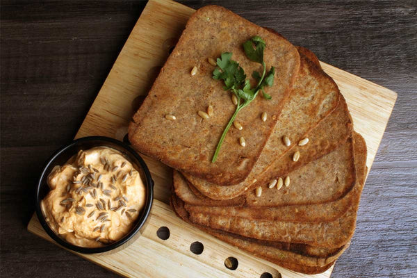 Low Fat Whole Wheat Nachani Khakhra Mobile