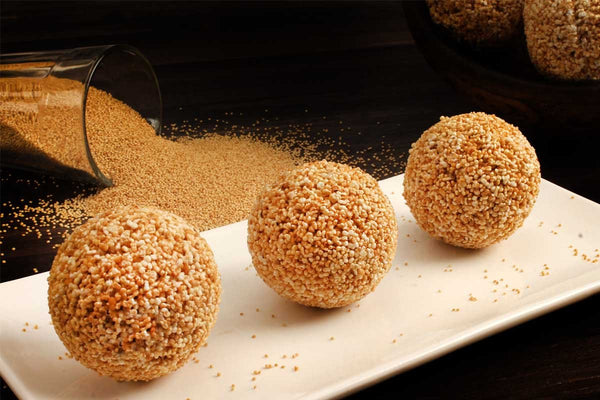Rajgira Laddu 6Pc