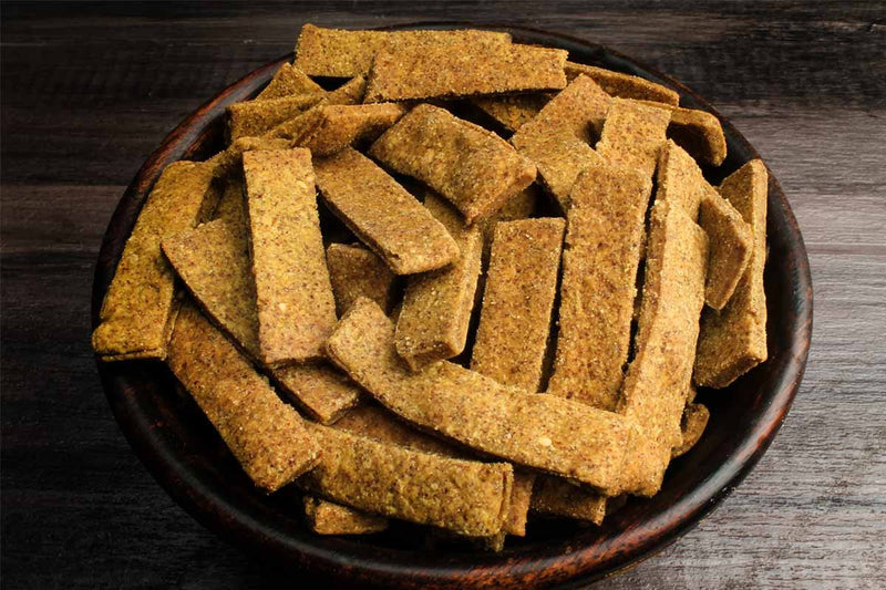 Roasted Baked Wheat Nachani Stick