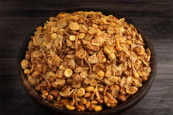 Roasted Wheat Flax Chivda