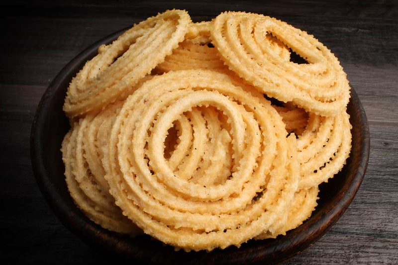 Thin Butter Chakli