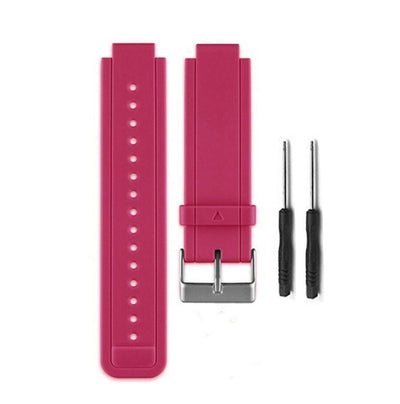 Wristband Adjustable Silicone Watch Wrist Band Kit for Garmin Vivoactive