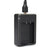 USB Battery Charger for Sony Cyber-shot RX100 DSC-RX100B NP-BX1