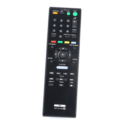 RMT-B104C Remote Control Replacement for Sony Blu-Ray DVD Player BDP-S360