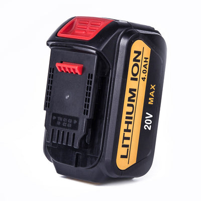 4x20V 4.0AH Li-ion Battery For Dewalt DCD740B DCB180 181 DCB182 DCB201 XR Combi