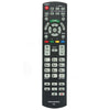 Replacement Remote N2QAYB000936 for Panasonic TV TH-55AS5700A TH-55AS800A