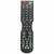 Replacement Soniq QT1D TV Remote Control (QT166, QT155, QT155S)
