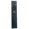Replacement Sony Tv Remote Control Replace Rmgd007w Rm-gd007 Kdl46we5