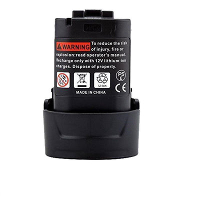 2.5AH 10.8V Li-ion Battery for Makita BL1013 BL1014 LCT203W 194550-6 194551-4