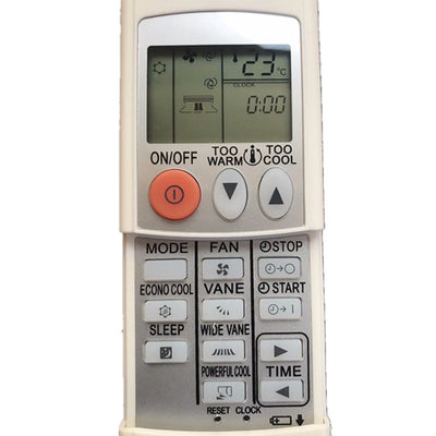 MSZ-GA25VA MSZ-GA35VA MSZ-GA71V Air Conditioner Remote Replacement for Mitsubishi