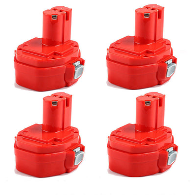 3x14.4V 3.0Ah NI-MH Battery For Makita 1420 1422 1433 6237D 6932FD PA14 192699-A