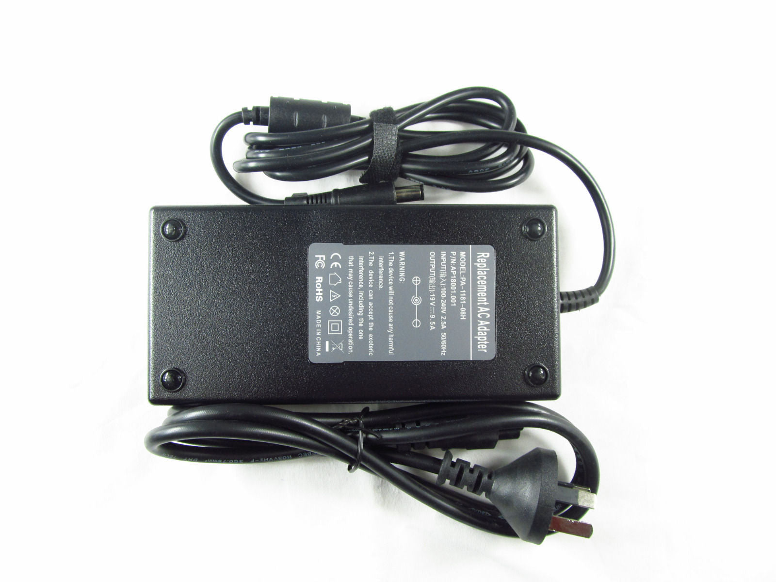 HP TouchSmart Desktop 420-1100t CTO power supply ac adapter cord cable charger