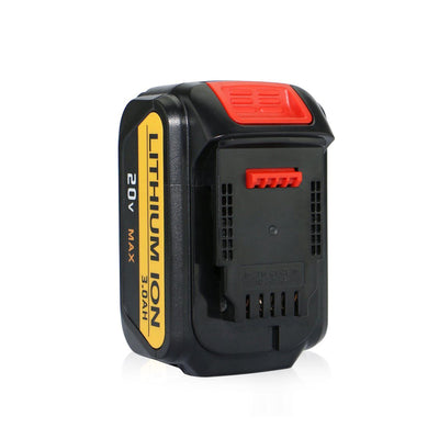 Battery Replacement for DeWalt 18V 20Volts Max Li-ion 3.0Ah DCB200 DCB201 DCB180 Drill Tools