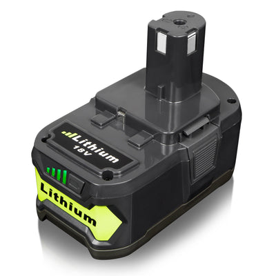 For P108 Ryobi 18 Volt 18V One Plus Lithium Ion High Capacity Battery 5.0Ah