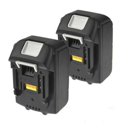 2x 5.0AH 18V Battery Replacement For Makita BL1850 BL1840 BL1830 BL1815 Lithium Ion Cordless