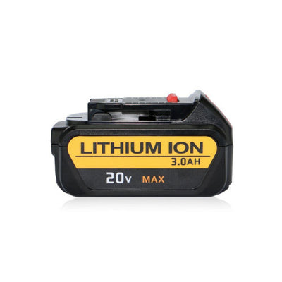 Battery for DeWalt 18V 20Volts Max Li-ion 3.0Ah DCB200 DCB201 DCB180 Drill Tools