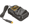 Dewalt DCB119 12V - 18V / 20V XR Llithium Cordless Battery Car Charger