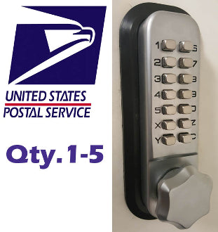 MECHANICAL KEYLESS DEADBOLT LOCK v.4 - PRIORITY MAIL (1-5 QTY)