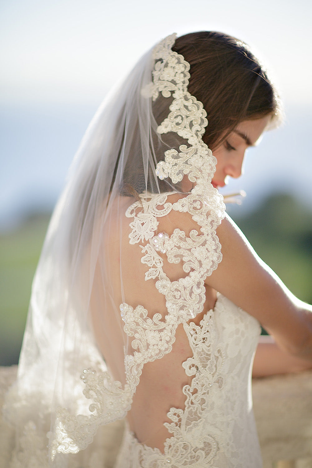 Wedding veil do's and dont's