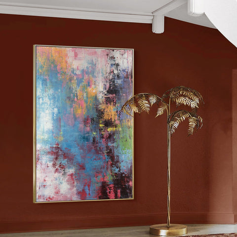How to choose eye-catching pieces of original art for your hallway-artexplore