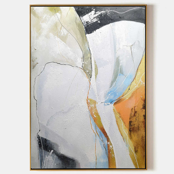 Huge Abstract Wall Art For Living Room Canvas Art For Sale