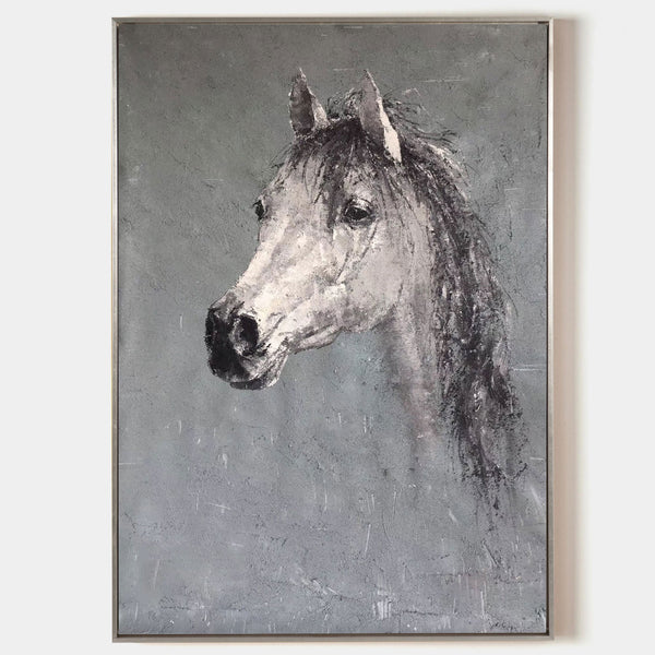 Horse Painting For Kids Horse Artwork Beautiful Horse Art Impressionist Horse