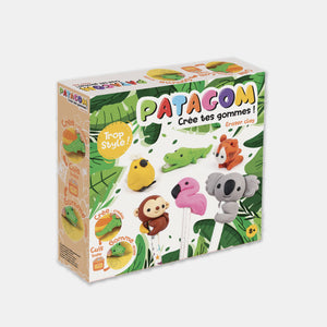 Coffret Patagom animaux sauvages