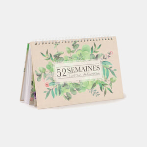 Coffret planner do it yourself Botanique