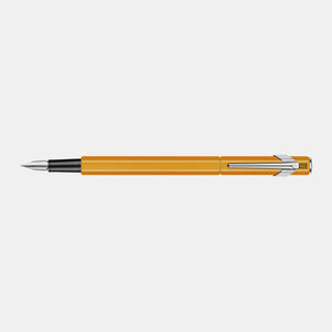 Stylo plume 849 POPLINE orange fluo