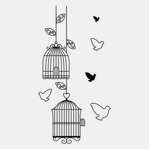 Tampon cages oiseaux