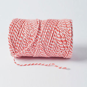 Bakers twine original strawberry - bobine de 20 metres