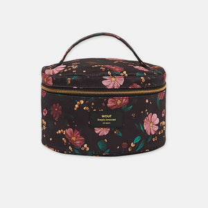 Trousse XL Beauty Black Flower