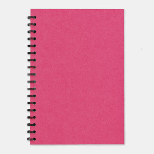 Cahier recycle fuschia 210x297 pages unies