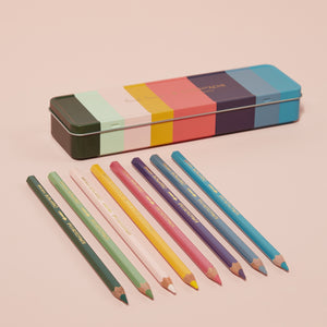 Boite de 8 Crayon de couleur Supracolor Paul Smith