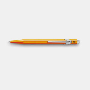Stylo bille 849 POPLINE fluo orange