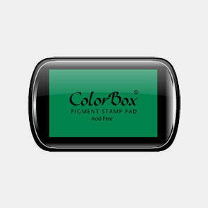 Encreur colorbox green