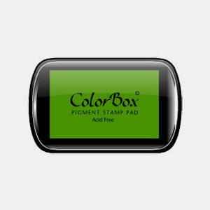 Encreur colorbox fresh green